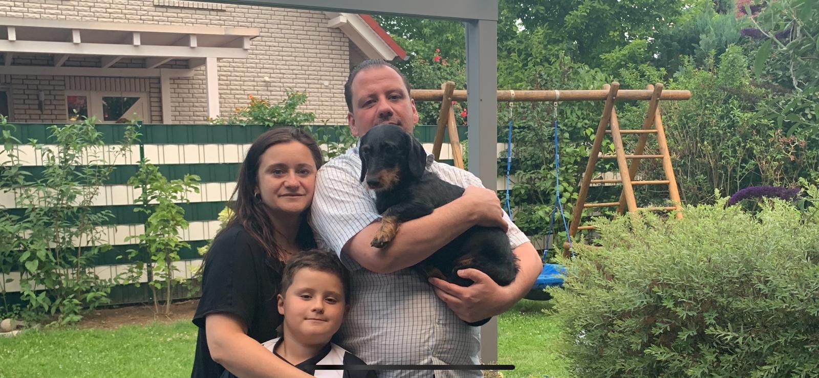 Familie Bevacqua & Luke